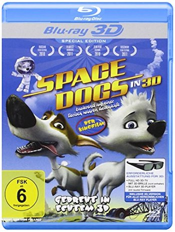 Space Dogs 2010 Dual Audio Hindi BluRay Movie Download