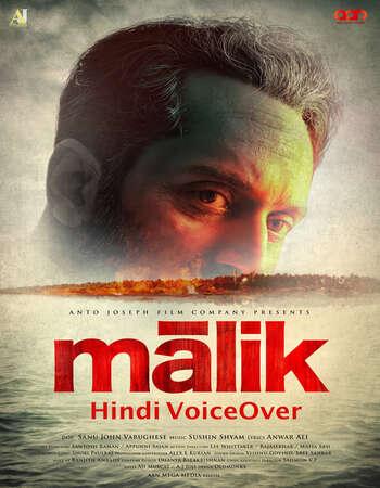 Malik 2021 Hindi (Voice Over) Dual Audio 720p 480p UNCUT HDRip ESubs