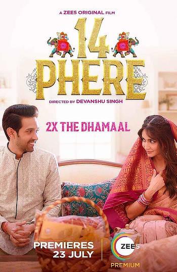 14 Phere 2021 Hindi 1080p HDRip 1.8GB ESubs