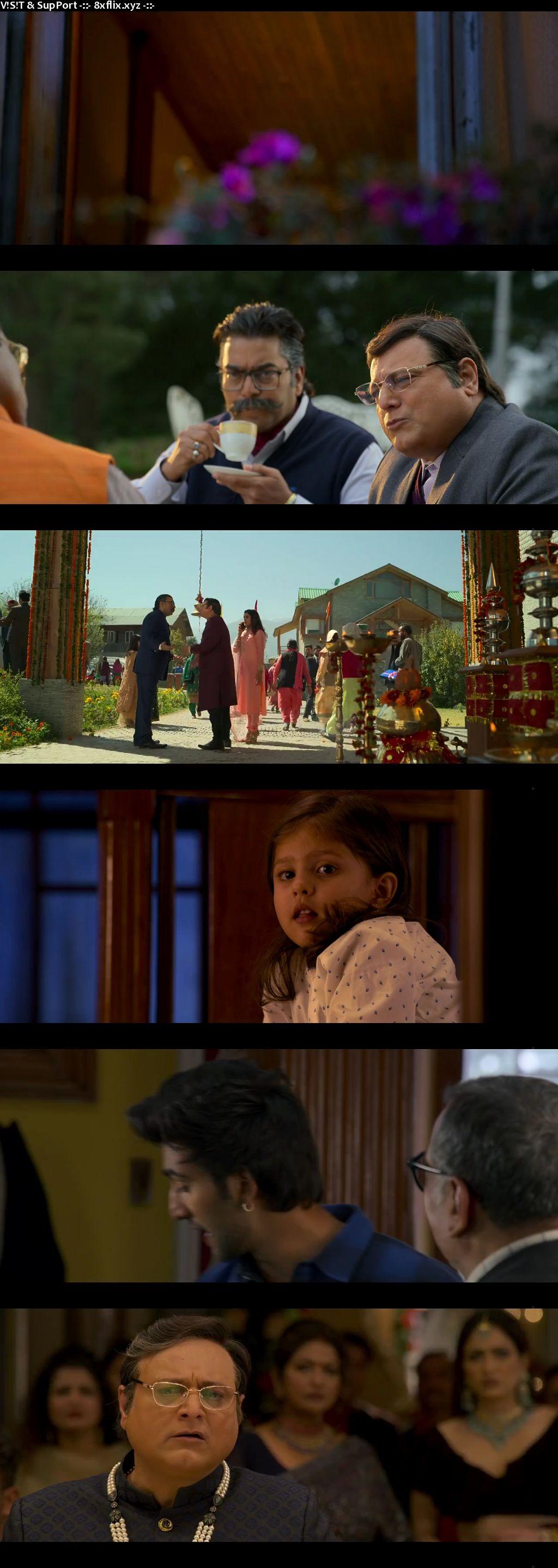 Hungama 2 2021 Full Hindi Movie Download 720p 480p Web-DL HD