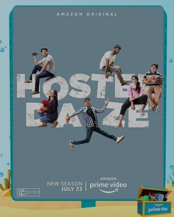 Hostel Daze 2021 S02 Hindi All Episodes Download