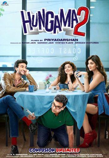 Hungama 2 (2021) Hindi Full Movie Download