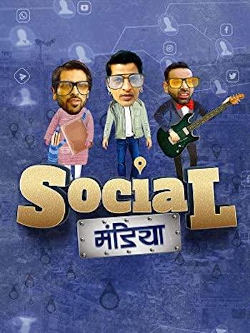 Social Mandiya 2021 Full Hindi Movie 480p HDRip Download