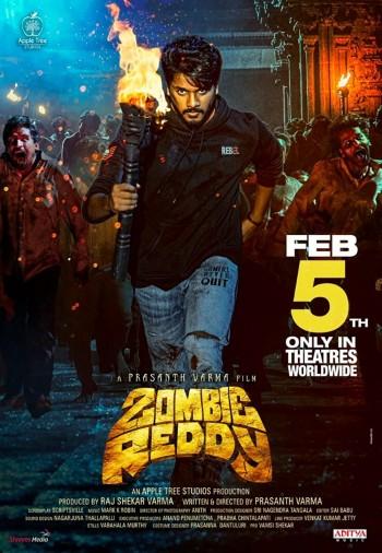 Zombie Reddy 2021 UNCUT Dual Audio Hindi Full Movie Download