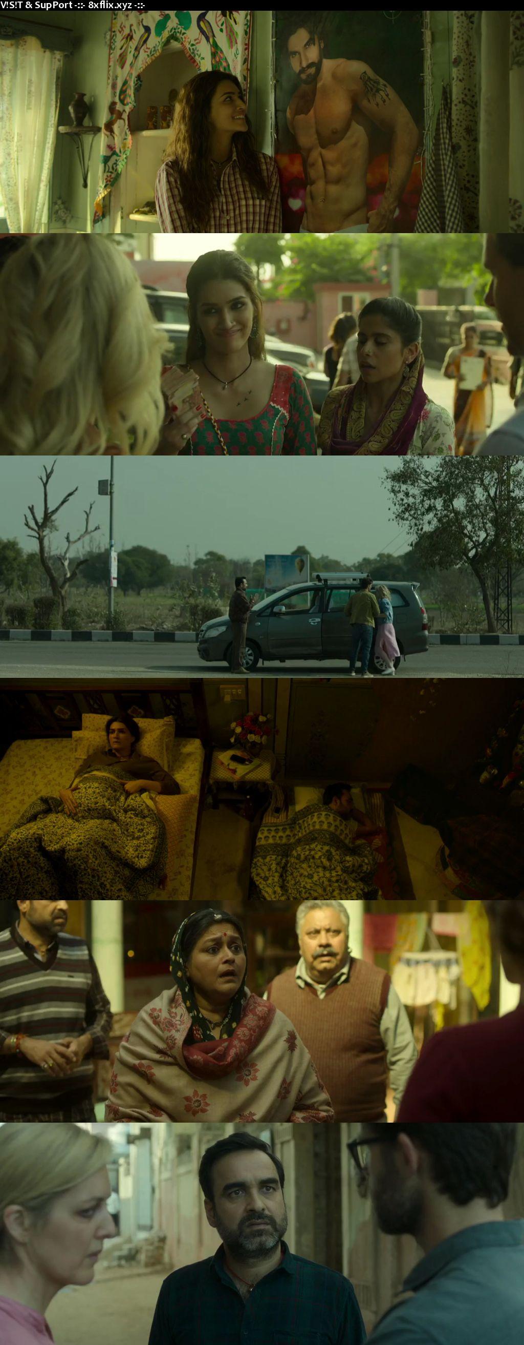 Mimi 2021 Full Hindi Movie Download 720p 480p Web-DL HD