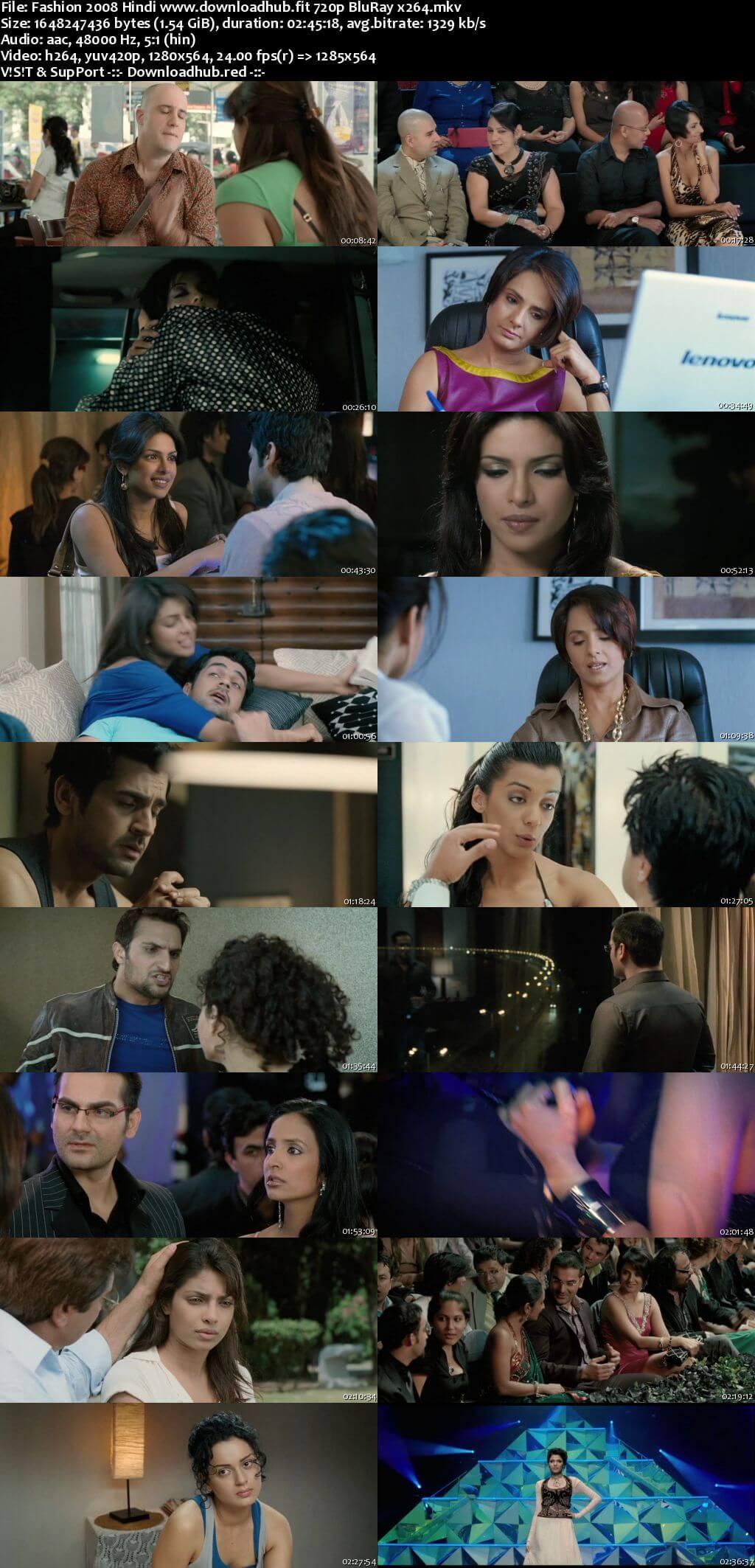 Fashion 2008 Hindi 720p BluRay x264
