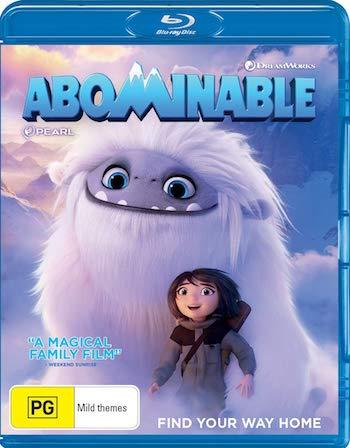 Abominable 2019 Dual Audio Hindi 720p BluRay 800mb
