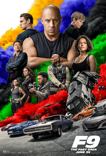 F9 Fast and Furious 9 (2021) Dual Audio Hindi Full Movie Download
