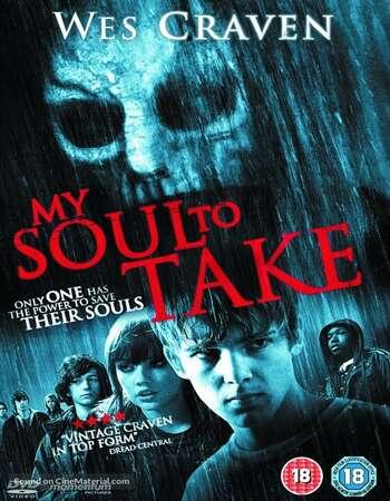 My Soul to Take 2010 Hindi Dual Audio 350MB BluRay 480p