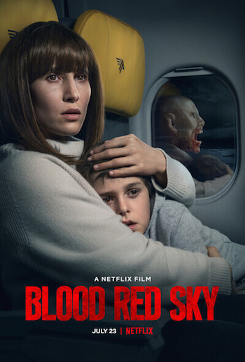 Blood Red Sky 2021 English 720p WEB-DL 900MB ESubs