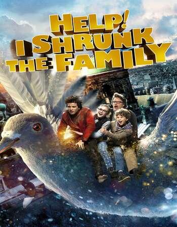Help I've Shrunk the Family 2016 Dual Audio Hindi 720p WEB-DL 900mb