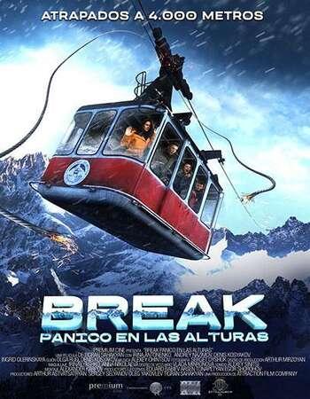 Break 2019 Hindi Dual Audio 300MB BluRay 480p ESubs
