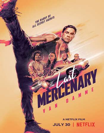The Last Mercenary 2021 Hindi Dual Audio Web-DL Full Movie 480p Download
