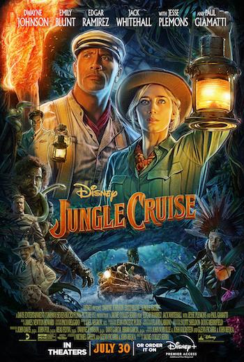 Jungle Cruise 2021 Dual Audio Hindi (CAM) 720p 480p WEB-DL [1GB 400MB]