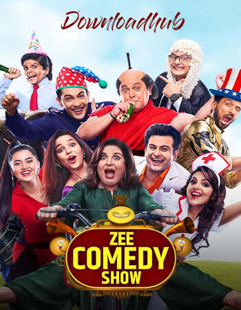 Zee Comedy Show 24th October 2021 180MB Web-DL 480p