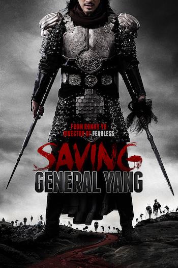 Saving General Yang 2013 UNCUT Dual Audio Hindi 720p BluRay 900mb