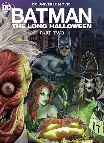 Batman The Long Halloween Part 2 (2021) English 480p WEB-DL 280MB ESubs