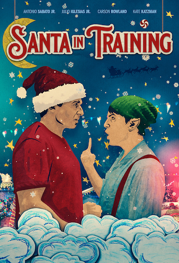 Santa In Training 2019 Dual Audio Hindi 720p WEB-DL 800mb
