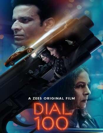 Dial 100 2021 Full Hindi Movie 720p HDRip Download