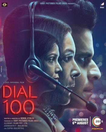 Dial 100 (2021) Hindi Movie Download