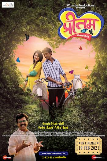 Preetam 2021 Marathi 720p WEB-DL 950mb