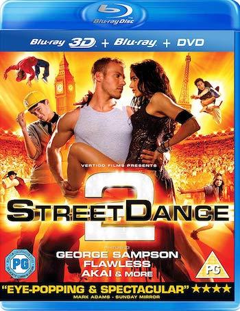 Streetdance 2 (2012) Dual Audio Hindi 480p BluRay 280mb