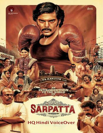 Sarpatta Parambarai 2021 Hindi (Voice Over) Dual Audio 720p 480p UNCUT HDRip ESubs