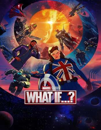 What If…? 2021 S01 Complete English 720p Web-DL MSubs
