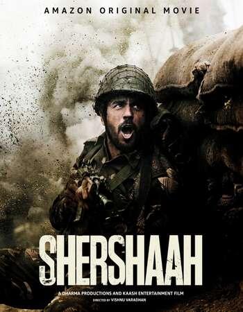 Shershaah 2021 Hindi Full Movie Download