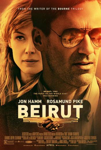 Beirut 2018 Dual Audio Hindi 480p BluRay 350mb