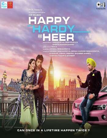Happy Hardy and Heer 2020 Hindi Full Movie Download