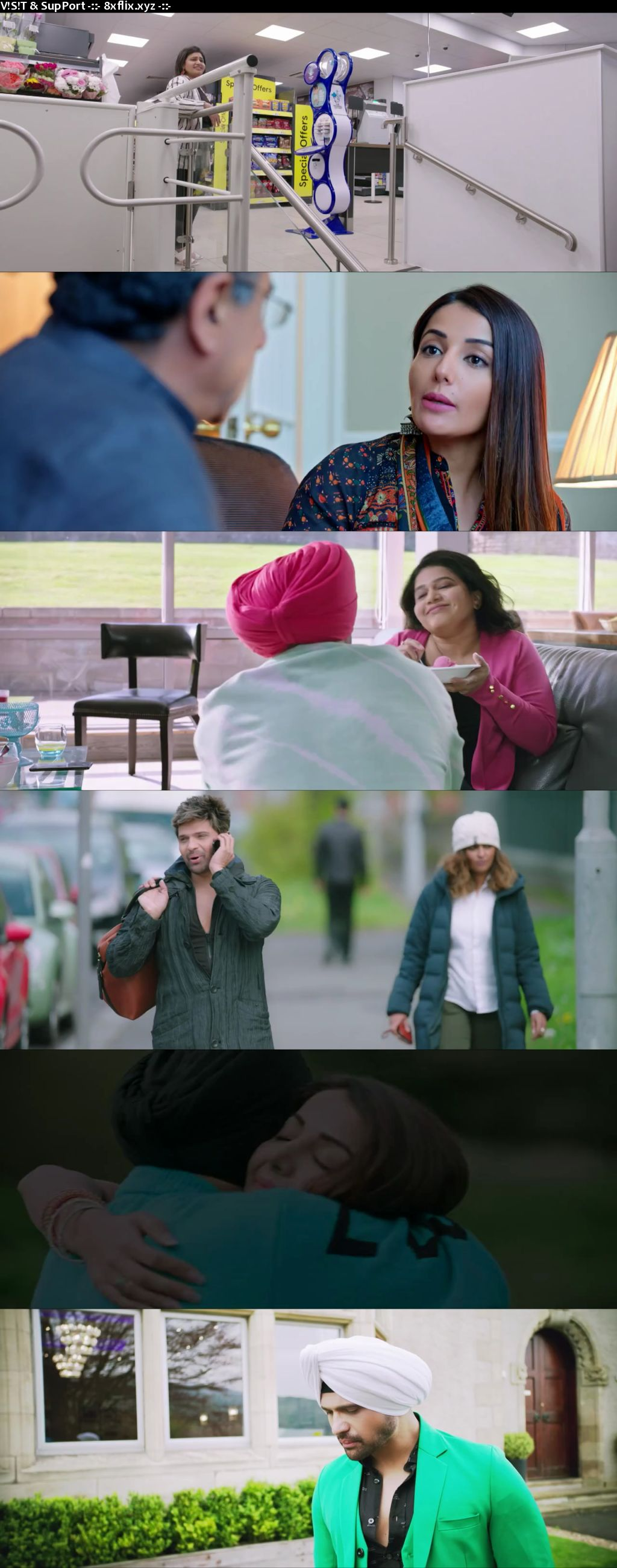Happy Hardy and Heer 2020 Full Hindi Movie Download 720p 480p Web-DL HD