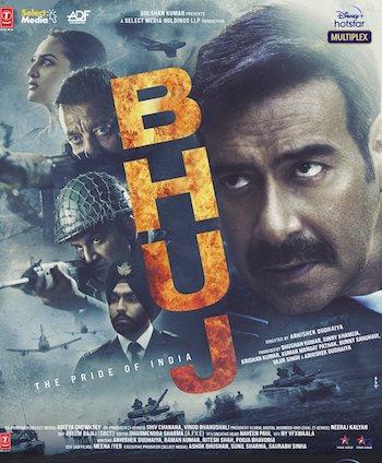 Bhuj The Pride of India 2021 Hindi Full Movie Download