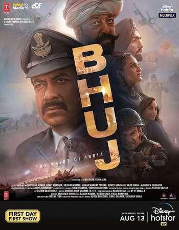 Bhuj The Pride of India 2021 Full Hindi Movie 720p HDRip Download