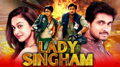 Lady Singham 2021 Hindi Dubbed Full Movie Download