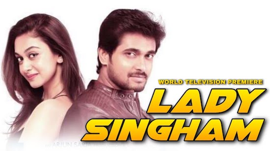 Lady Singham 2021 Hindi Dubbed 720p HDRip 950mb