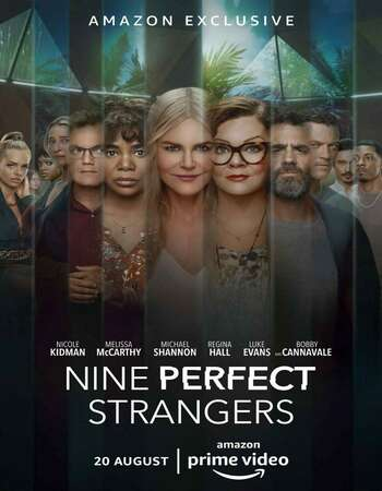 Nine Perfect Strangers 2021 S01 Complete Hindi Dual Audio 720p Web-DL MSubs