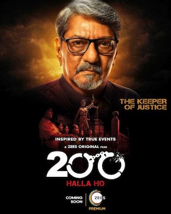 200 Halla Ho 2021 Hindi 720p WEB-DL 750mb