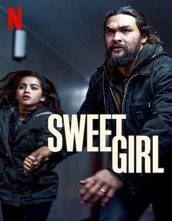 Sweet Girl 2021 Hindi Dual Audio 550MB Web-DL 720p MSubs HEVC
