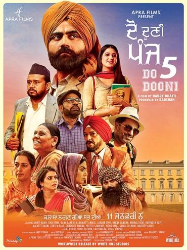 Do Dooni Panj 2019 Punjabi Full Movie Download
