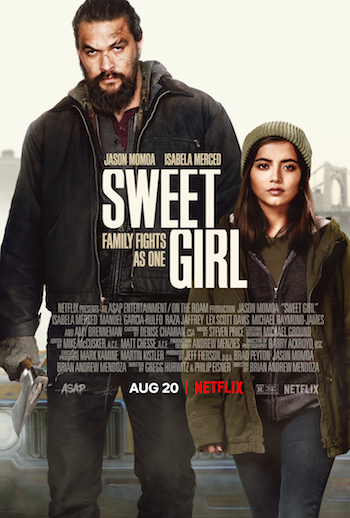 Sweet Girl 2021 Dual Audio Hindi Movie Download