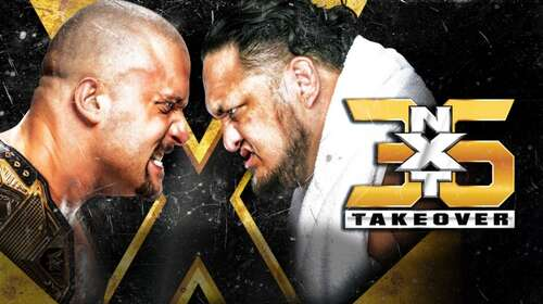 WWE NXT TakeOver 36 22nd August 2021 720p 600MB WEBRip 480p