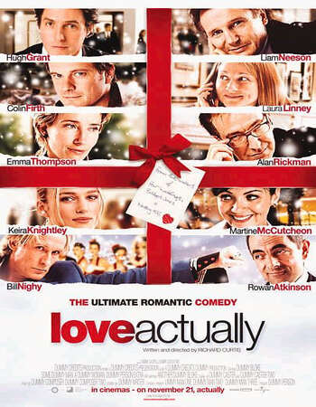 Love Actually 2003 Hindi Dual Audio 700MB BluRay 720p ESubs HEVC