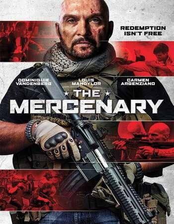 The Mercenary 2019 Hindi Dual Audio 500MB BluRay 720p ESubs HEVC