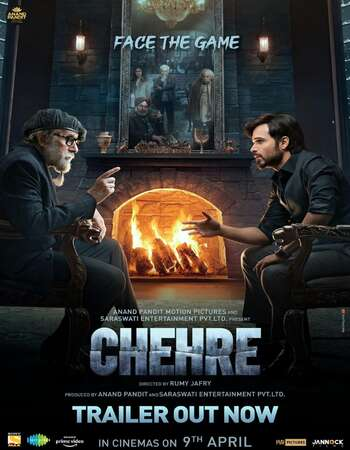 Chehre 2021 Hindi 720p 480p Pre-DVDRip x264