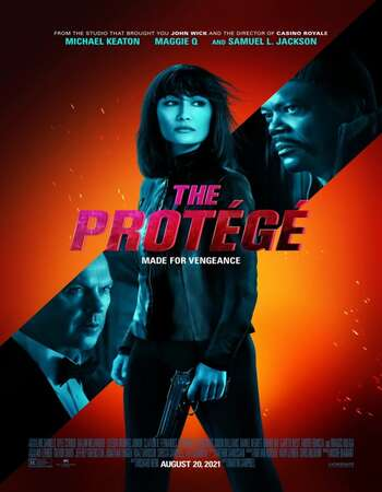 The Protege 2021 English 720p Web-DL 850MB ESubs