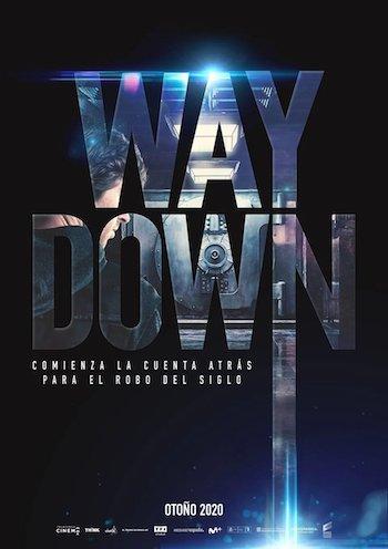Way Down 2021 Dual Audio Hindi Movie Download