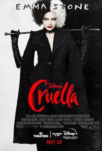 Cruella 2021 Dual Audio Hindi Movie Download