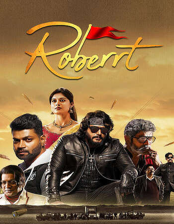 Roberrt 2021 Hindi Dual Audio 850MB UNCUT HDRip 720p ESubs HEVC