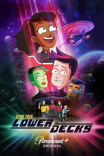 Star Trek Lower Decks 2021 S02 Hindi Web Series All Episodes